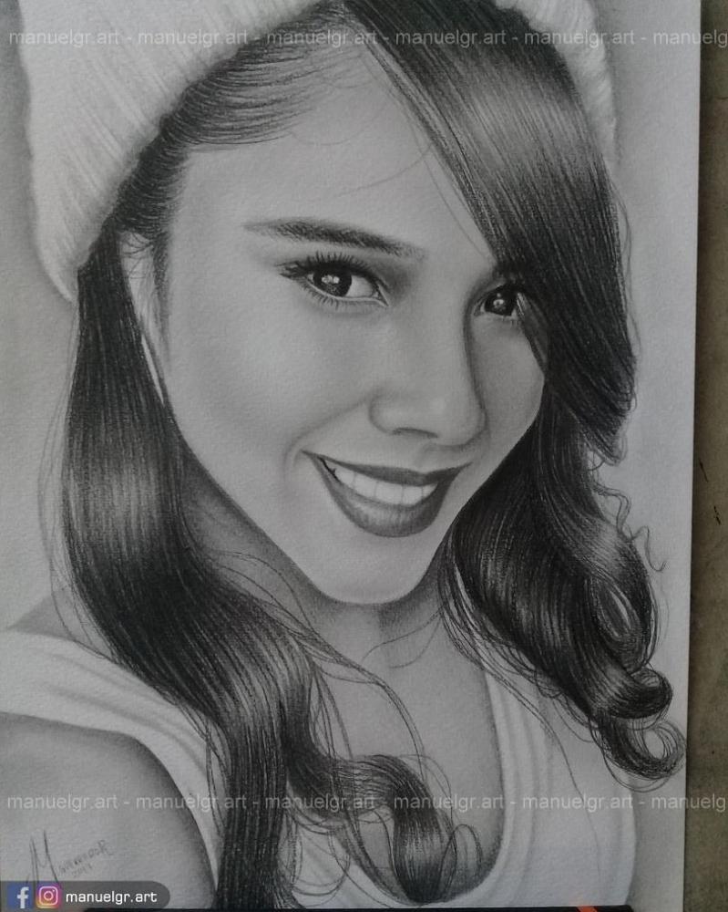Camila Rojas by JMGR-WarrioR